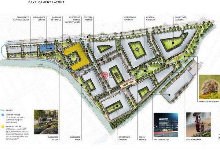 英国英格兰伦敦的房产,Beresford Ave, Wembley HA0 1NW,编号51654439