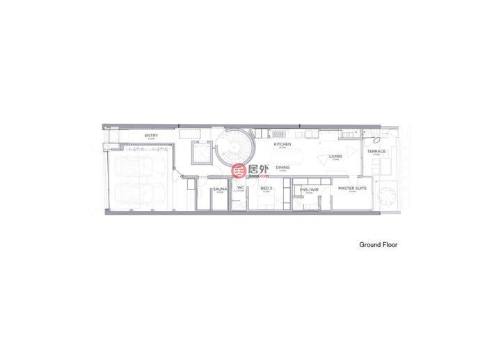 澳大利亚维多利亚州Armadale的房产,7 Stuart Street,编号56384158