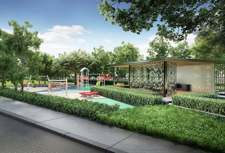 泰国暖武里府班克卢艾的新建房产,编号58279149