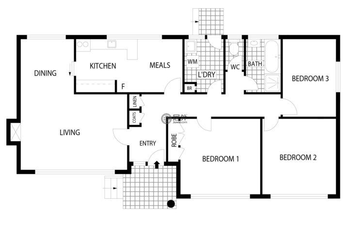 澳大利亚澳大利亚首都领地Waramanga的房产,124 Badimara Crescent,编号57172254