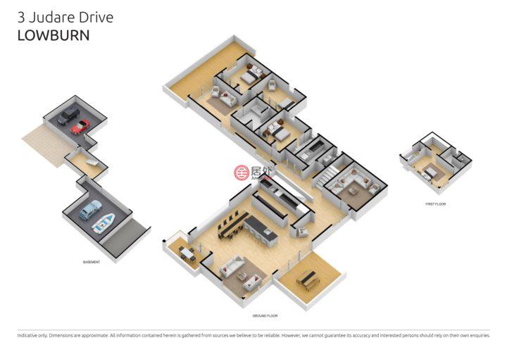 新西兰Cromwell的房产,3 Judare Drive,编号57012214